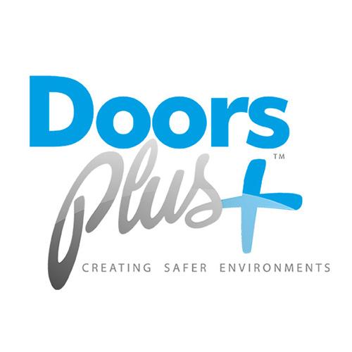 Doors Plus logo