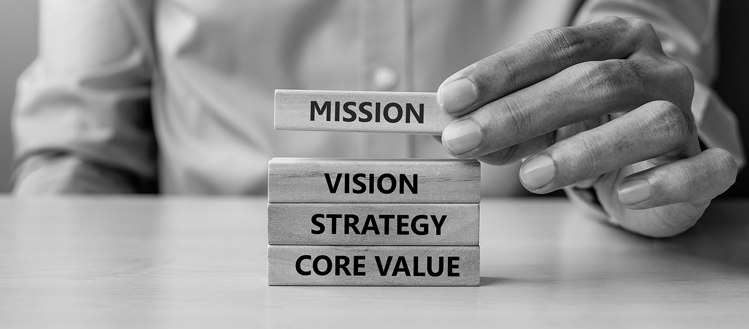 Doors Plus Core Values, Vision, Mission and Strategy